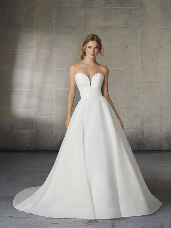 Mori Lee - Sadie - 2138 Wedding Gown Leeds