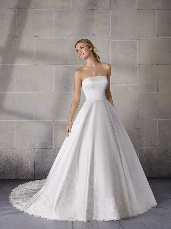 Mori Lee - Sedona - 2134 Wedding Gown Leeds