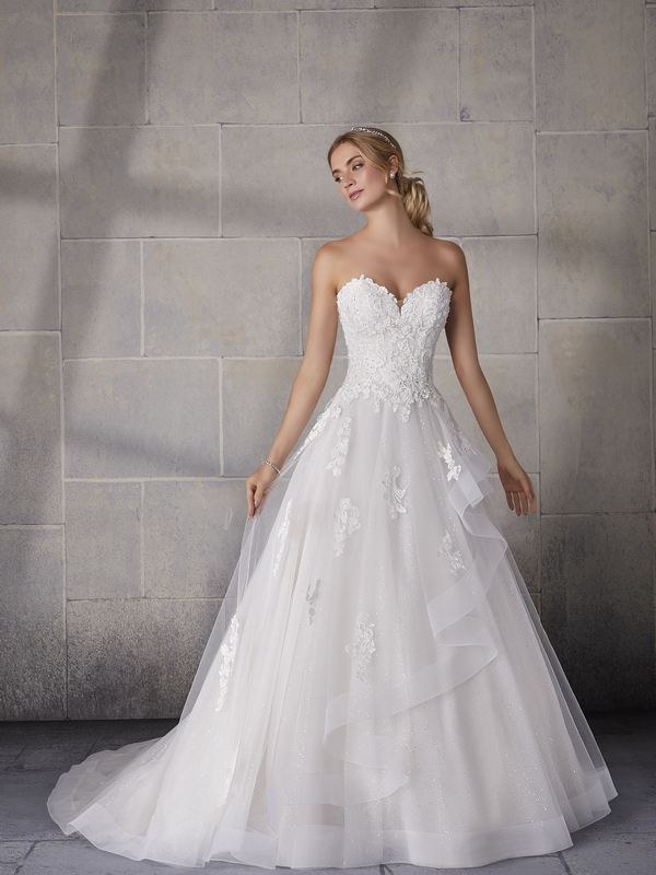 Mori Lee - Shania - 2140 Wedding Gown Leeds