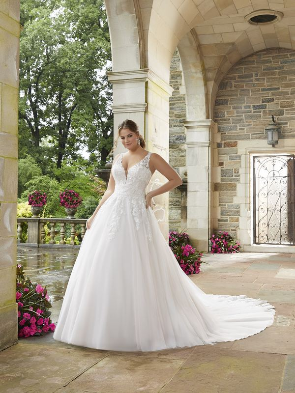 Mori Lee - Sigourney - 3286 Wedding Gown Leeds