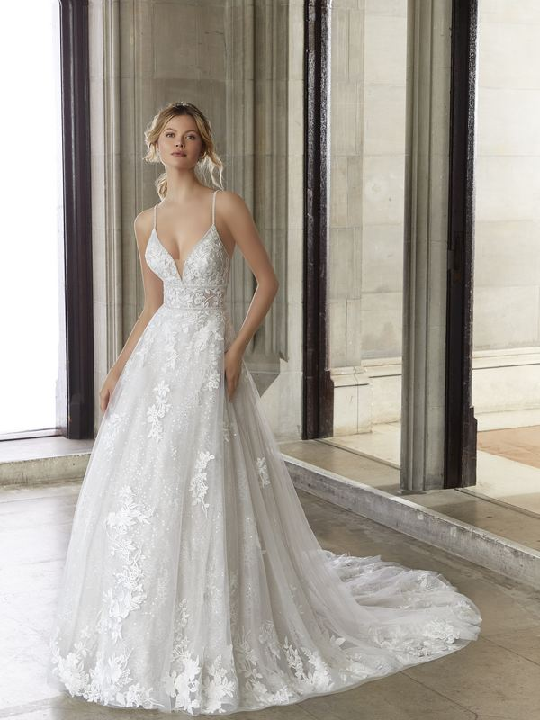 Mori Lee - Skylar - 2127 Wedding Gown Leeds