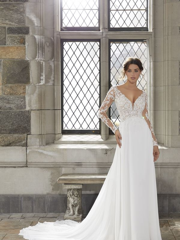Mori Lee - Stevie - 5816 Wedding Gown Leeds