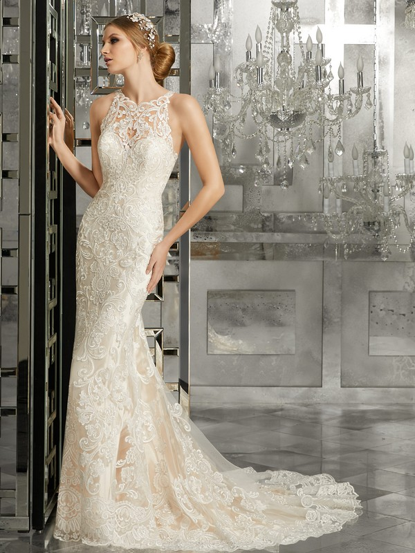 Mori Lee Mimi Front Wedding Gown Leeds