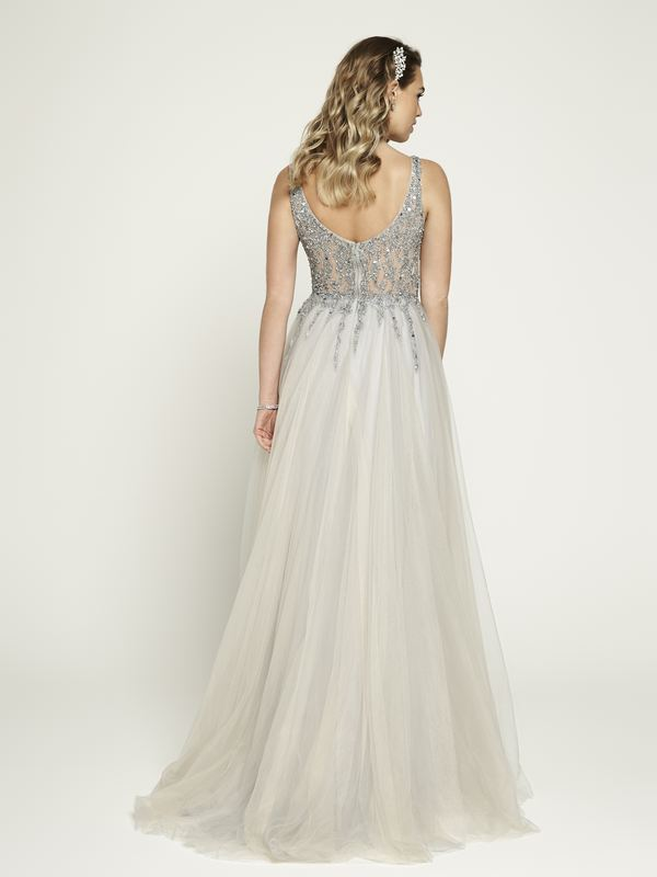 Prom by Romantca - Style A176 - Back Wedding Gown Leeds