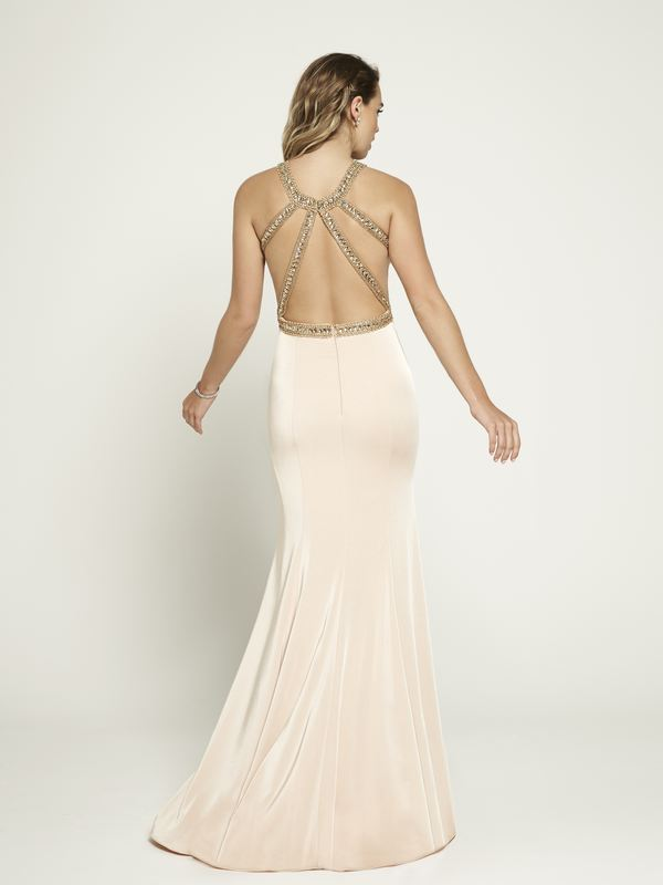 Prom by Romantica - A155 - Back Wedding Gown Leeds
