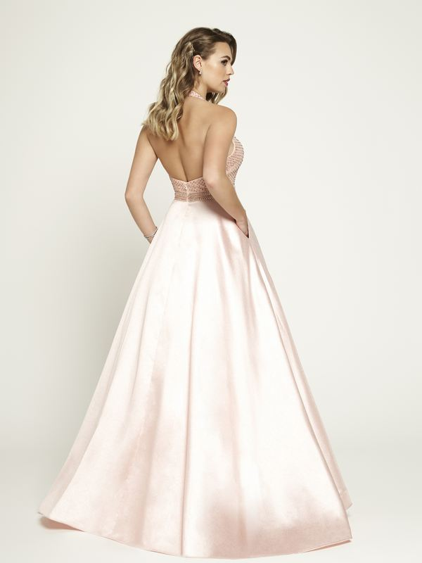 Prom by Romantica - Style A153 - Back Wedding Gown Leeds
