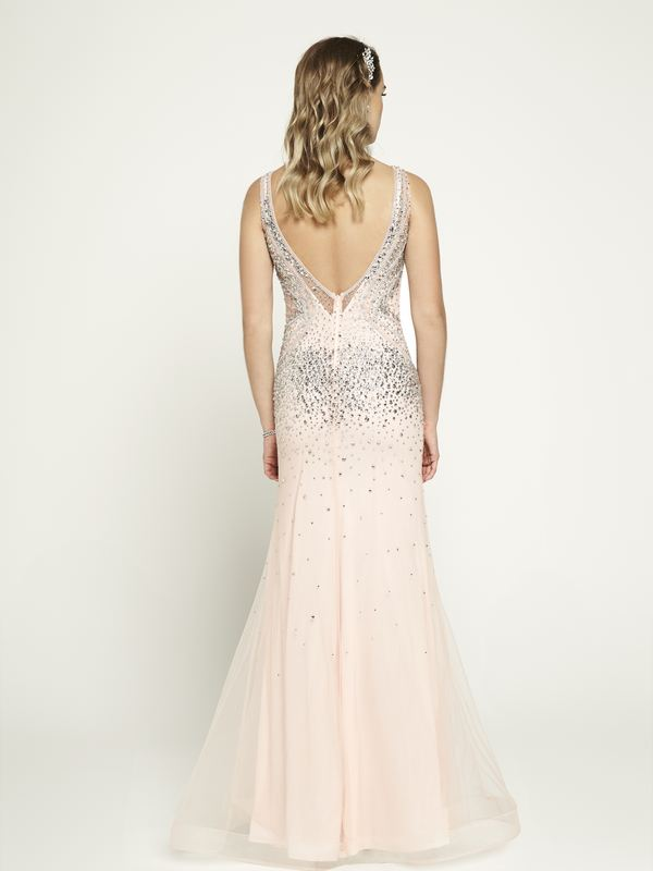 Prom by Romantica - Style A154 - Back Wedding Gown Leeds