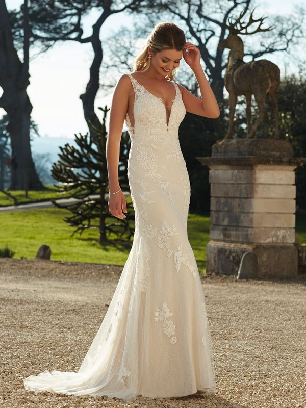 Romantic - Blakely Wedding Gown Leeds
