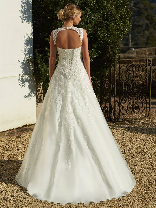 Romantica  - Stella (with straps back) Wedding Gown Leeds