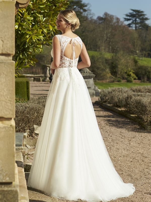 Romantica - Catherine (back) Wedding Gown Leeds