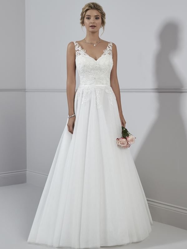 Romantica - Clarissa Wedding Gown Leeds