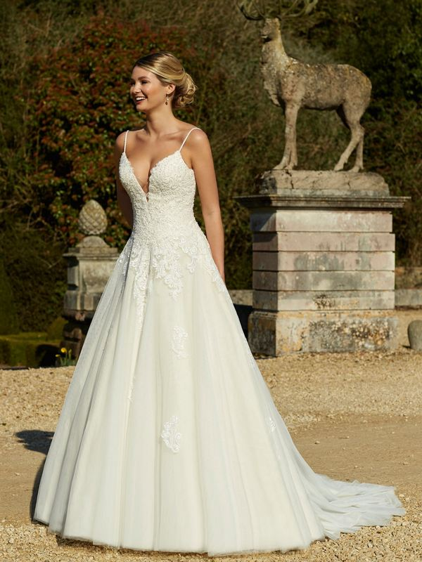 Romantica - Maura  Wedding Gown Leeds
