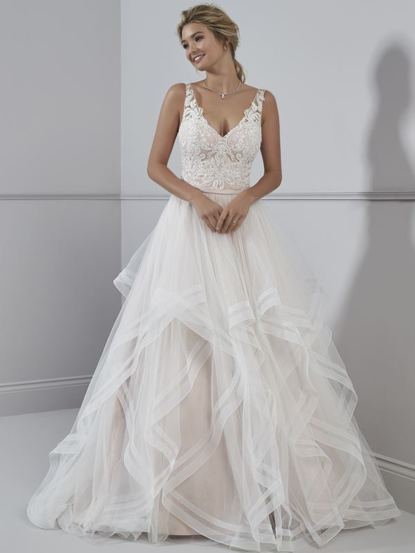 Romantica - Solange Wedding Gown Leeds