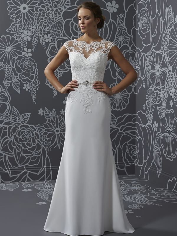 Romantica Katrina Wedding Gown Leeds