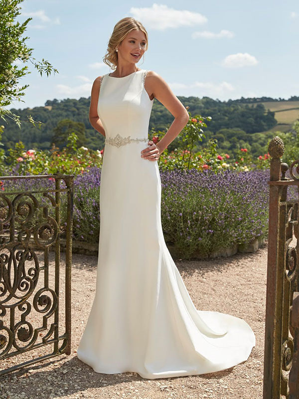 Romantica of Devon Averil Wedding Gown Leeds
