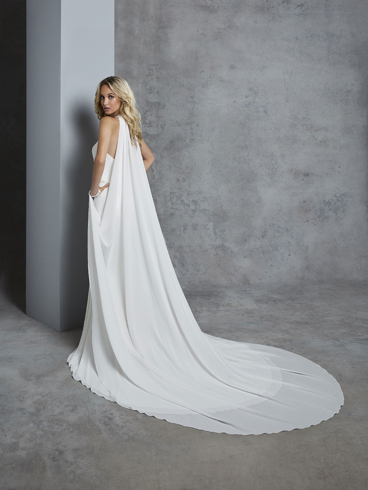 Ronald Joyce - Calissa Reverse Wedding Gown Leeds