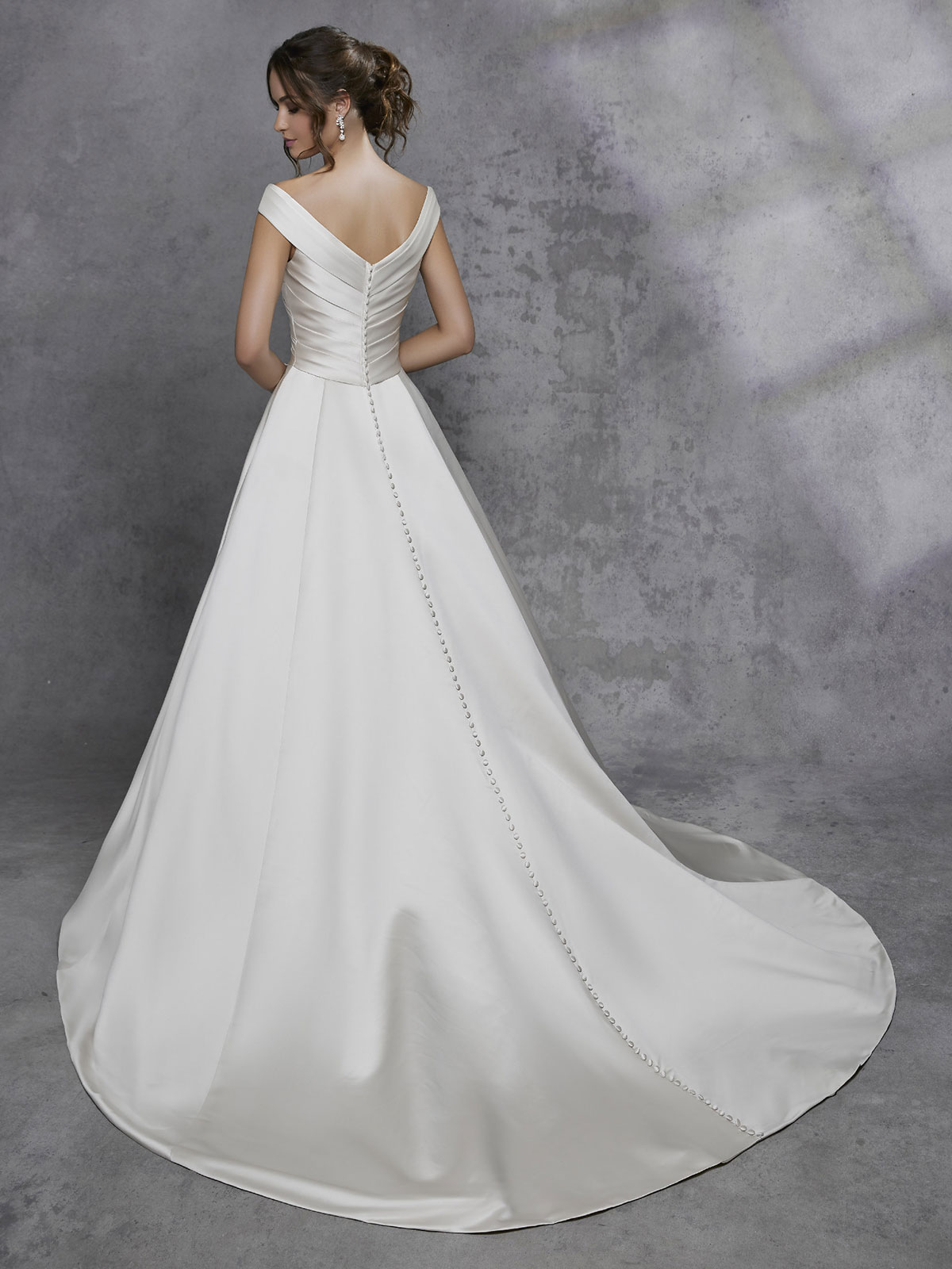 Ronald Joyce - Idony Reverse Wedding Gown Leeds