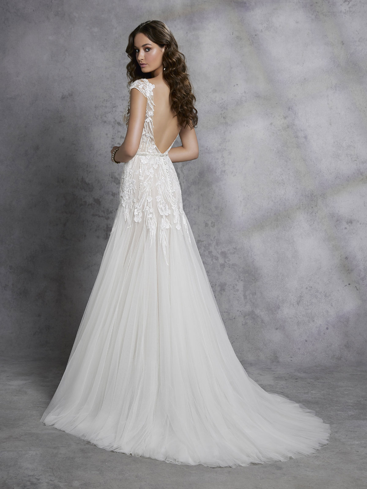 Ronald Joyce - Ilham Reverse Wedding Gown Leeds